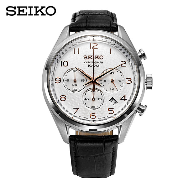 [세이코 SEIKO] SSB227P1 네오클래식 크로노그래프 Neo Classic Chronograph 43mm