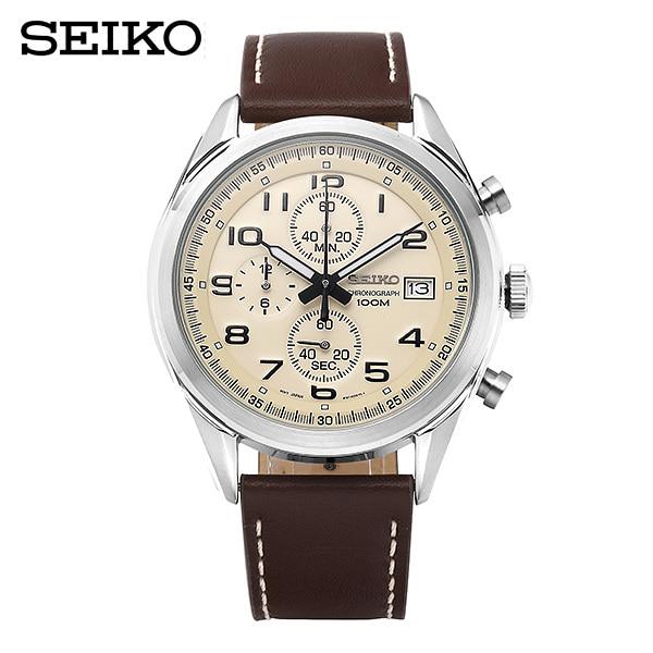 [세이코 SEIKO] SSB273P1 / 크로노그래프 (Chronographe) 남성용 45mm