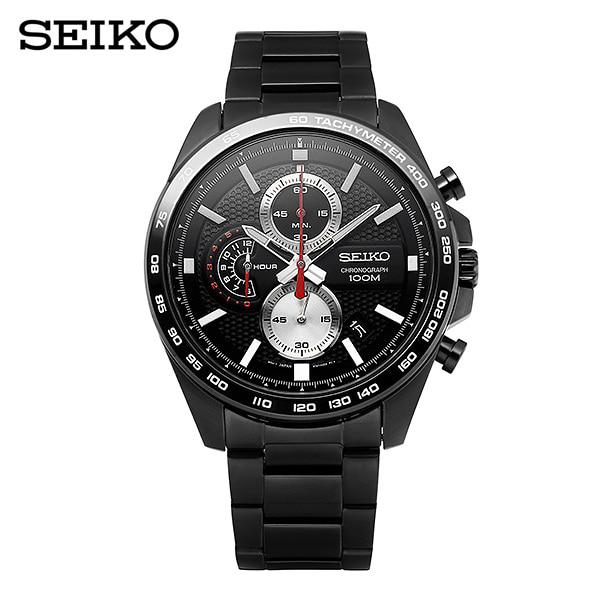 [세이코 SEIKO] SSB283P1 / 크로노그래프 (Chronographe) 남성용 47mm