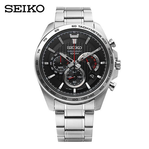 [세이코 SEIKO] SSB299P1 / 크로노그래프 (Chronographe) 남성용 44mm