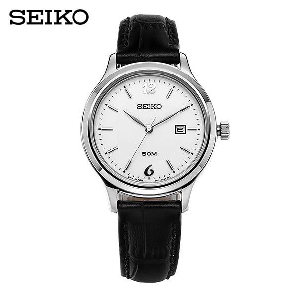(졸업입학) [세이코 SEIKO] SUR791P1 / 클래식 여성 가죽시계 31mm