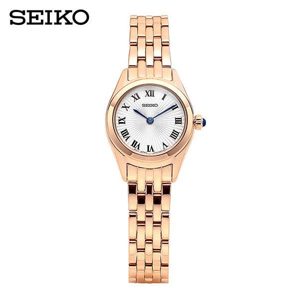 [세이코 SEIKO] SWR042P1 (SWR042J1) / 쿼츠 여성 메탈시계 22.5mm 타임메카