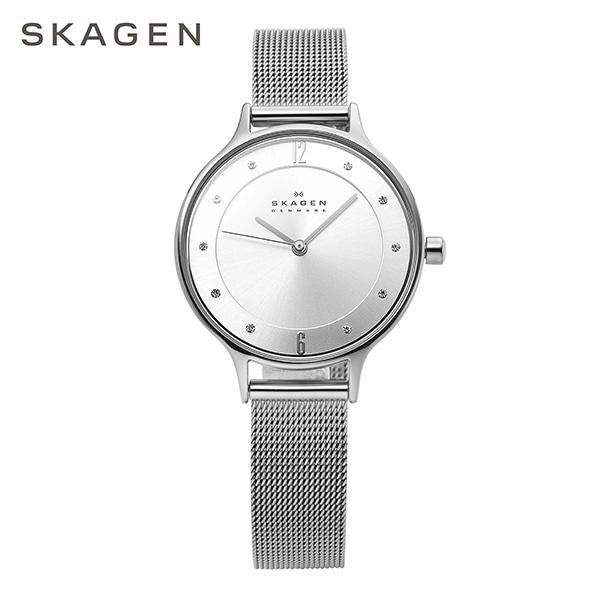 얼마줬스-) [스카겐시계 SKAGEN] SKW2149 / 아니타 여성용 메탈(메쉬밴드)시계 30mm
