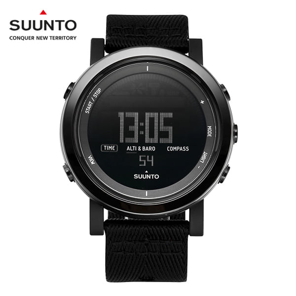 [순토 SUUNTO] SS022438000 / 에션셜 Essential Ceramic All Black TX 49mm