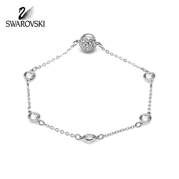 [스와로브스키 SWAROVSKI] 5352726 SWAROVSKI REMIX COLLECTION TIMELESS 팔찌