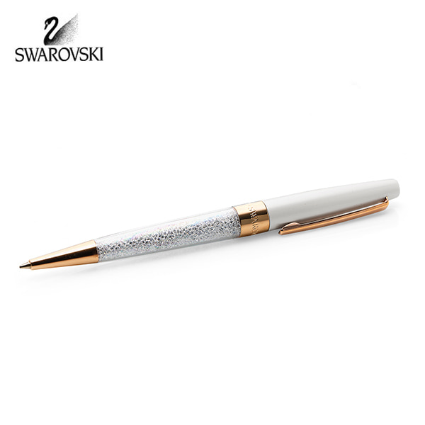 [스와로브스키 SWAROVSKI] 5354902 / CRYSTALLINE 화이트 볼펜