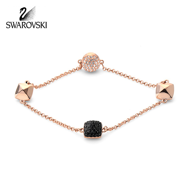 [스와로브스키 SWAROVSKI] 5365753 SWAROVSKI REMIX COLLECTION SPIKE 팔찌