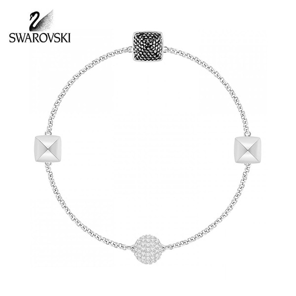 [스와로브스키 SWAROVSKI] 5365762 SWAROVSKI REMIX COLLECTION SPIKE 팔찌