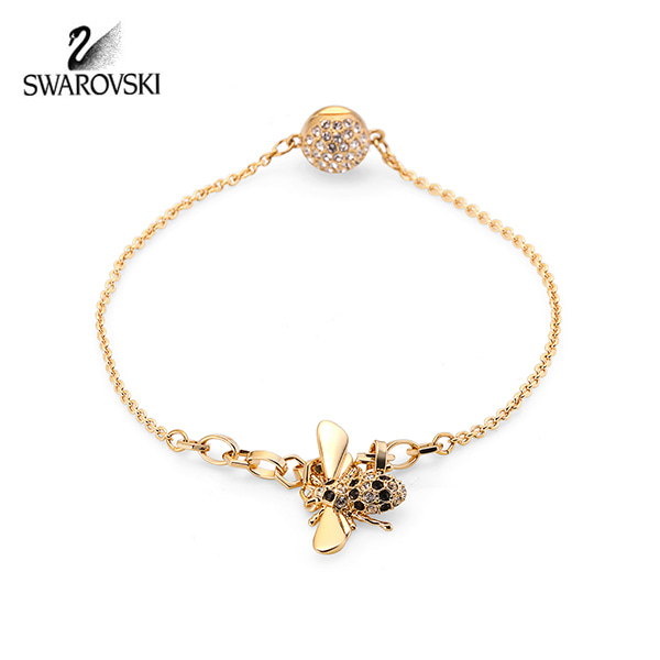 [스와로브스키 SWAROVSKI] 5380077 / SWAROVSKI REMIX COLLECTION BEE 팔찌