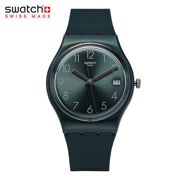 [스와치시계 SWATCH] GG407 / ASHBAYA 남녀공용 실리콘 젤리시계 34mm 타임메카