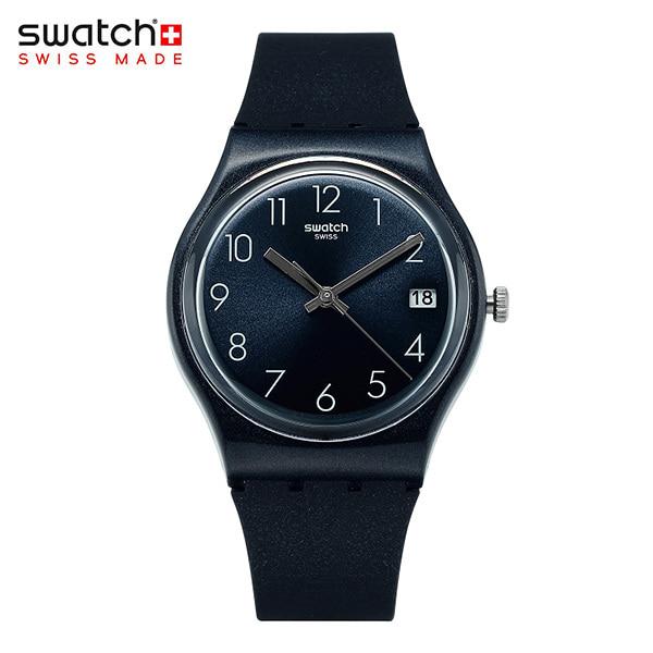 [스와치시계 SWATCH] GN414 / NAITBAYA 남녀공용 실리콘 젤리시계 34mm 타임메카
