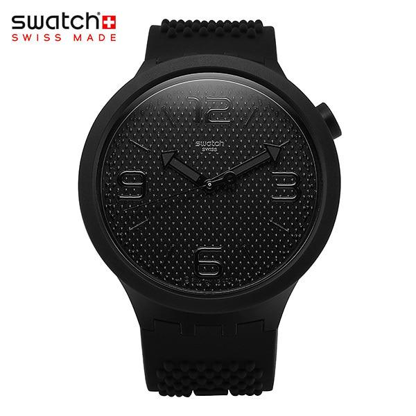 [스와치시계 SWATCH] SO27B100 / BBBLACK 남녀공용 실리콘 젤리시계 34mm 타임메카