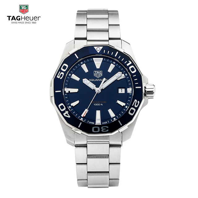 [태그호이어시계 TAG HEUER] WAY111C.BA0928(WAY111C.BA0910) 아쿠아레이서(AQUARACER) 41.5mm