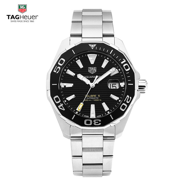 [태그호이어시계 TAG HEUER] WAY201A.BA0927 (WAY201A.BA0925) 아쿠아레이서(AQUARACER) 43mm