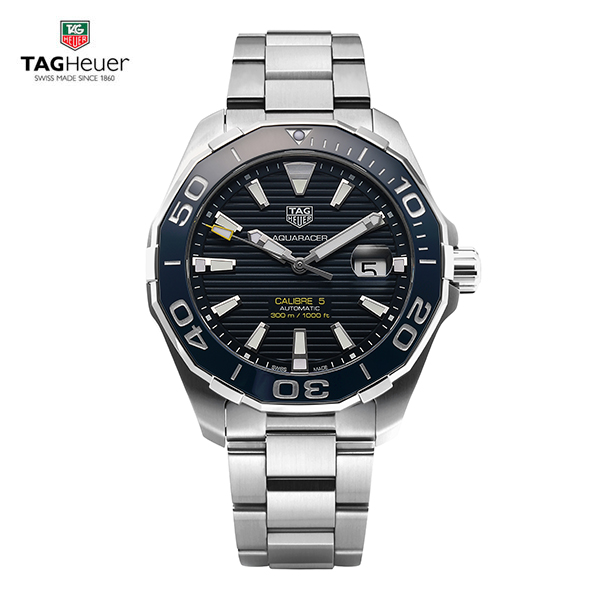 [태그호이어시계 TAG HEUER] WAY201B.BA0927 (WAY201B.BA0925) 아쿠아레이서(AQUARACER) 43mm