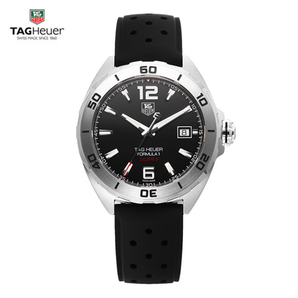 [태그호이어시계 TAG HEUER] WAZ2113.FT8023 (WAZ2110.FT8023) / 포뮬러 1 (Formula 1) Automatic Mens 41mm