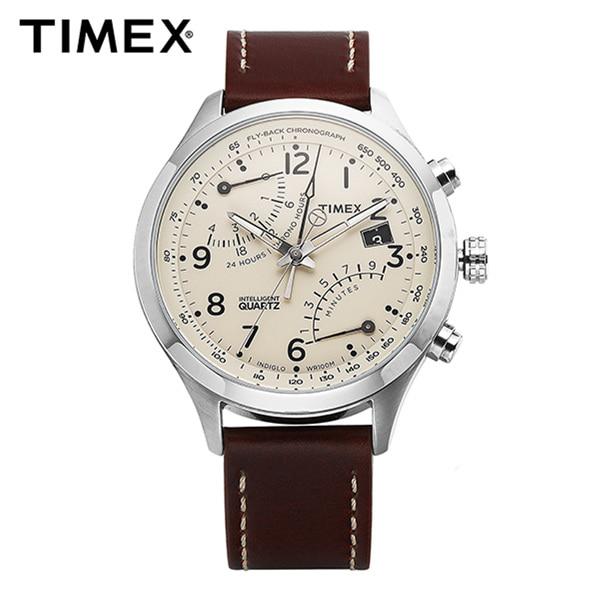 [타이맥스시계 TIMEX] T2N932 / 인텔리전트 크로노그래프 Intelligent Chronograph 43mm