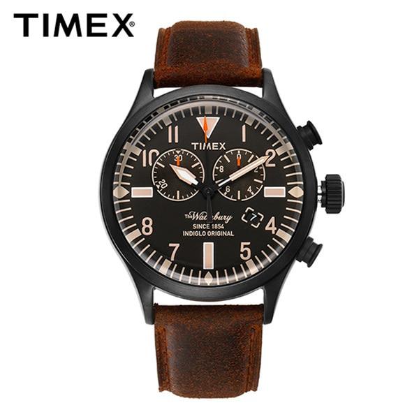 ☆-) [타이맥스시계 TIMEX] TW2P64800 / 워터베리 Waterbury 44mm