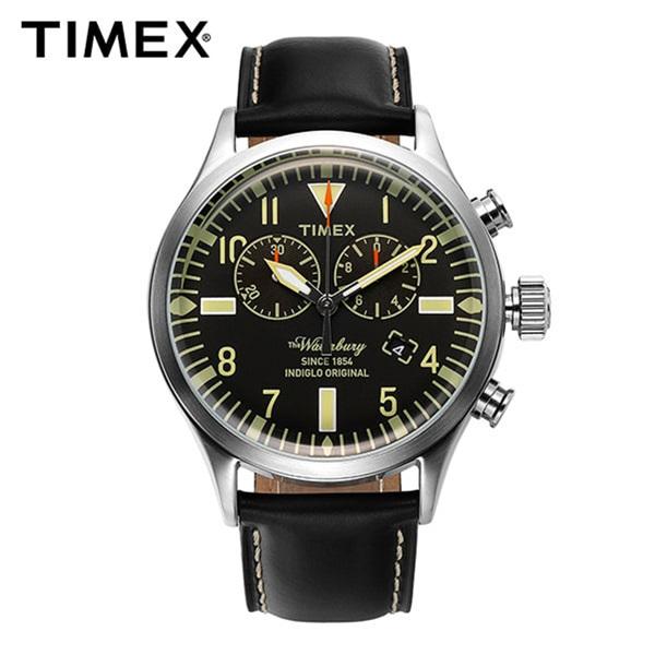 ☆-) [타이맥스시계 TIMEX] TW2P64900 / 워터베리 Waterbury 44mm