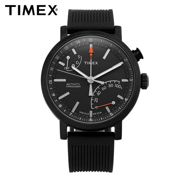 [타이맥스시계 TIMEX] TW2P82300 / 액티비티 트래커 Activity Tracker 남성용 우레탄시계 42mm