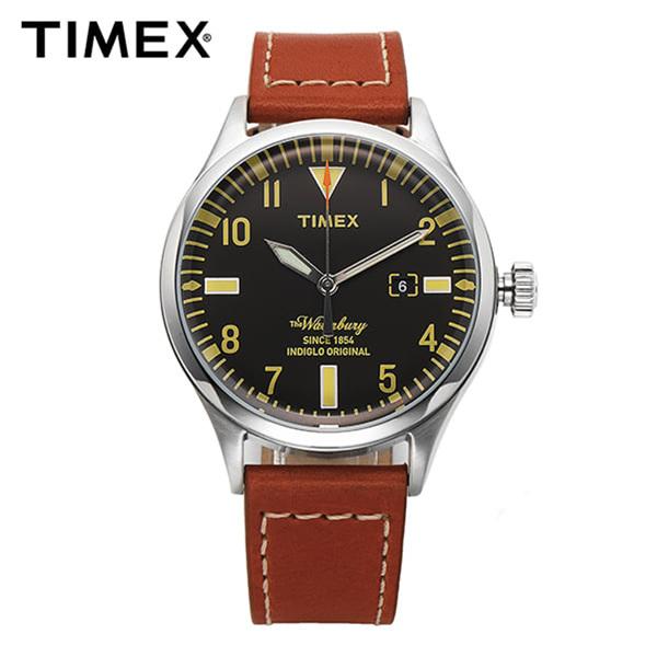 ☆-) [타이맥스시계 TIMEX] TW2P84000 / 워터베리 Waterbury 40mm