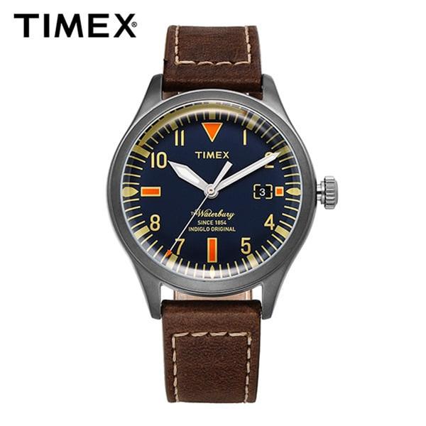 ★-) [타이맥스시계 TIMEX] TW2P84400 /워터베리 Waterbury 38mm