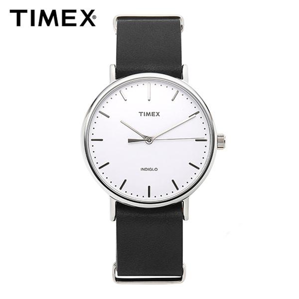 ☆-) [타이맥스시계 TIMEX] TW2P91300 / 위켄더 인디글로라이트 Weekender Indiglo 41mm