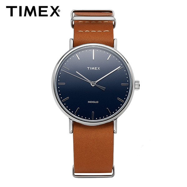 ☆-) [타이맥스시계 TIMEX] TW2P97800 / 위켄더 인디글로라이트 Weekender Indiglo 41mm