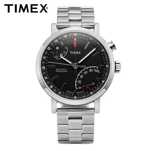 [타이맥스시계 TIMEX] TW2P99000 / 액티비티 트래커 Activity Tracker 남성용 메탈시계 42mm