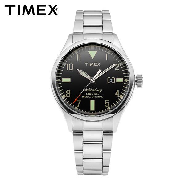[타이맥스시계 TIMEX] TW2R25100 / 워터베리 Waterbury 남성용 메탈시계 40mm