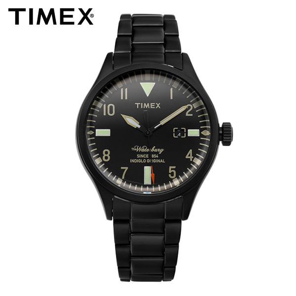 [타이맥스시계 TIMEX] TW2R25200 / 워터베리 Waterbury 남성용 메탈시계 40mm