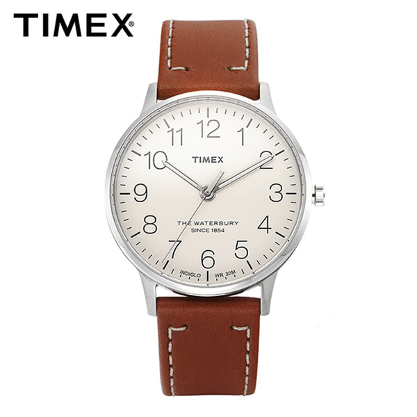 [타이맥스시계 TIMEX] TW2R25600 / 워터베리 Waterbury 40mm