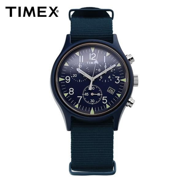 [타이맥스시계 TIMEX] TW2R67600 / 익스페디션 Expedition 크로노 남성용 나토밴드 시계 40mm
