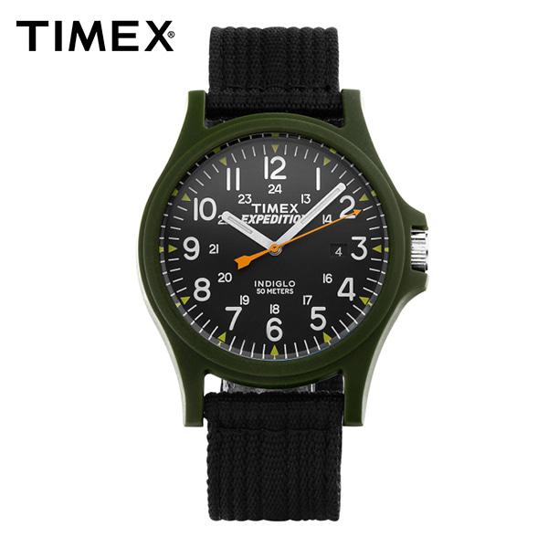 [타이맥스시계 TIMEX] TW4999800 / 익스페디션 Expedition 남성용 나토밴드 38mm