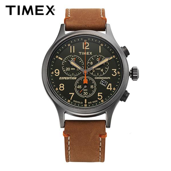 [타이맥스시계 TIMEX] TW4B04400 / 익스페디션 크로노그래프 Expedition Chronograph 42mm