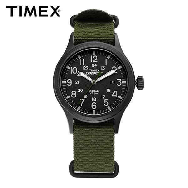 [타이맥스시계 TIMEX] TW4B04700 / 익스페디션 인디글로라이트 Expedition Indiglo 40mm