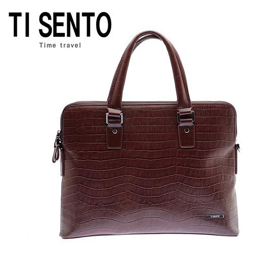 [티센토 TISENTO] 라파엘(Rafael) TL15_BC02_BR 서류가방