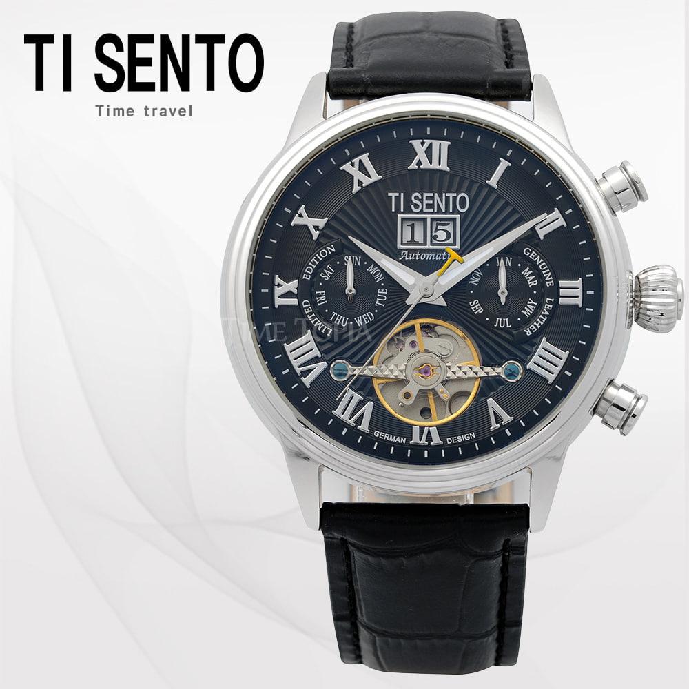 [티센토 TISENTO] TS50081BWTBK 리미티드 애디션