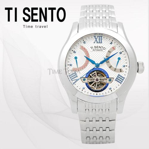 [티센토 TISENTO] TS50091WS 오픈하트 게이지