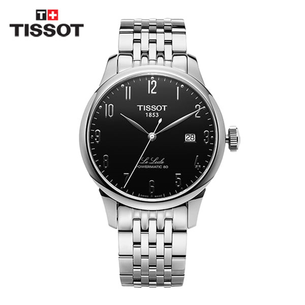 ☆-) [티쏘 TISSOT] T006.407.11.052.00(T0064071105200) / 르로끌 Le Locle PowerMatic 39mm