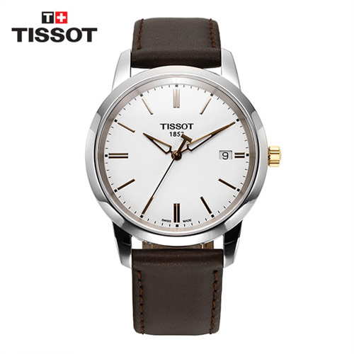 [티쏘시계 TISSOT] T033.410.26.011.01 (T0334102601101) CLASSIC DREAM 38mm