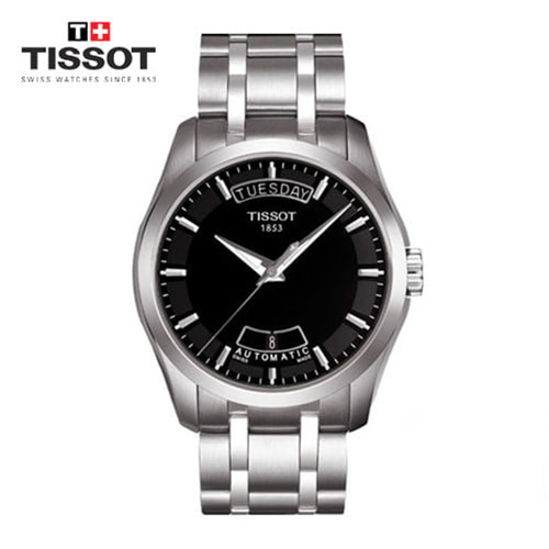 [티쏘시계 TISSOT] T035.407.11.051.00 (T0354071105100) 꾸뜨리에 Decorating the drop 40mm
