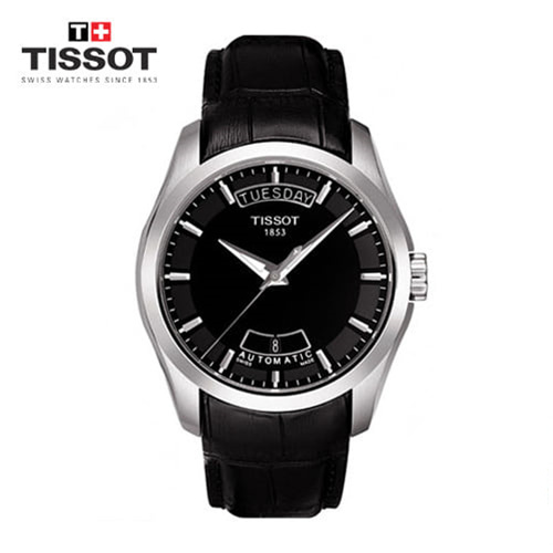 [티쏘시계 TISSOT] T035.407.16.051.00 (T0354071605100) 꾸뜨리에 Decorating the drop 40mm
