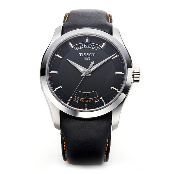 [티쏘시계 TISSOT] T035.407.16.051.01 (T0354071605101) 꾸뜨리에 Decorating the drop 40mm