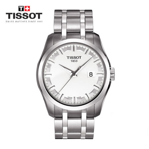 [티쏘시계 TISSOT] T035.410.11.031.00 (T0354101103100) 꾸뜨리에 Decorating the drop 39mm