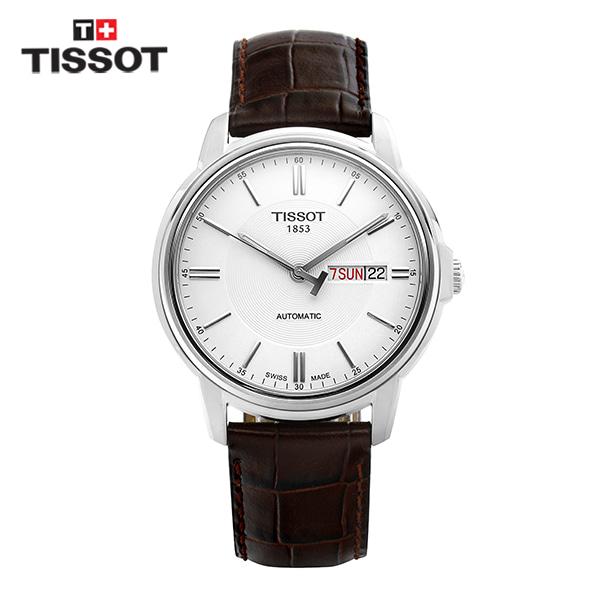 [티쏘시계 TISSOT] T065.430.16.031.00 (T0654301603100) 오토매틱 38mm