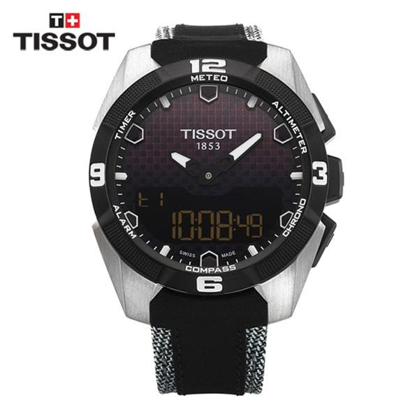 ☆-) [티쏘 TISSOT] T091.420.46.051.01(T0914204605101) / 티 터치 T-Touch Expert 45mm