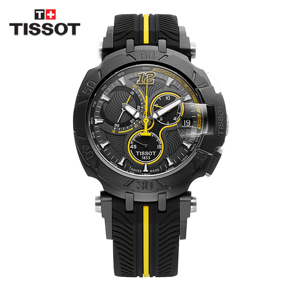 [티쏘시계 TISSOT] T092.417.37.067.01 (T0924173706701) 티 레이서 T-Race Thomas Luthi 45.2mm