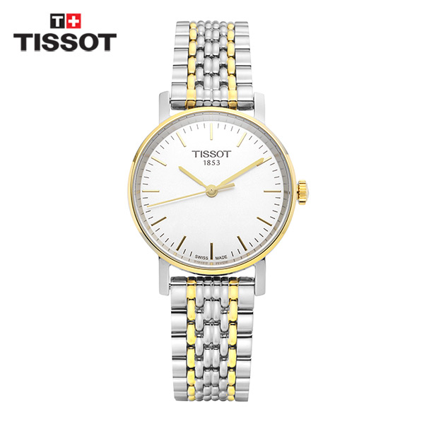 [티쏘시계 TISSOT] T109.210.22.031.00 (T1092102203100) T-Classic Everytime Lady 30mm