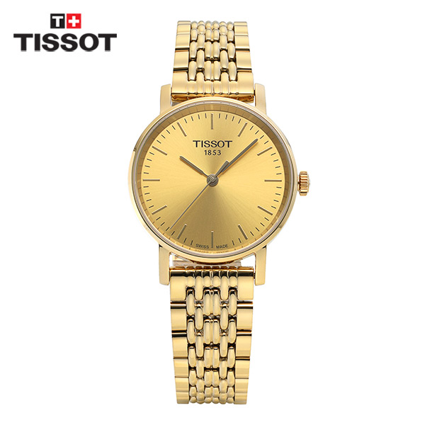 [티쏘시계 TISSOT] T109.210.33.021.00 (T1092103302100) T-Classic Everytime Lady 30mm